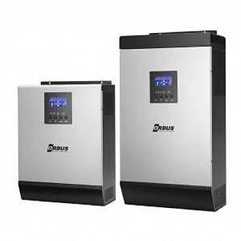 MAX 1KVA 800 Watt + 50A 12 Volt Tam Sinüs Ýnverter
