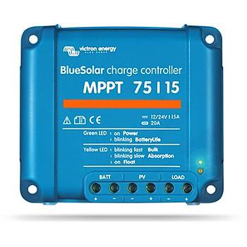 Charge Controllers MPPT –  75/15