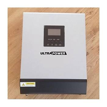 ULTRAPOWER 1KVA 800 Watt + 50A 12 Volt Tam Sinüs Ýnverter