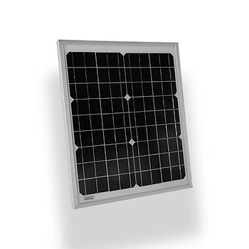 25W Mono Kristal Solar Panel