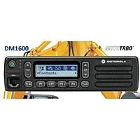 Motorola DM1600 Dijital Araç Telsizi