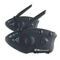 Midland Bluetooth PTT'li Kanca Kulaklýk
