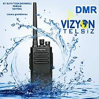TYT MD680pmr Lisanssýz Dijital Telsiz