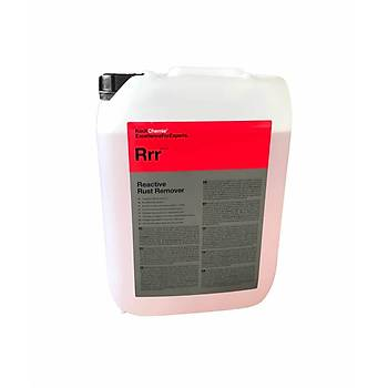 Koch Chemie RRR REACTIVE RUST REMOVER Demir Tozu-Jant Temizleyici ve Parlatýcý 11 KG