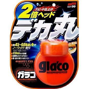 Soft99 Yagmur Su Kaydýrýcý - Glaco Roll On Large 120ml