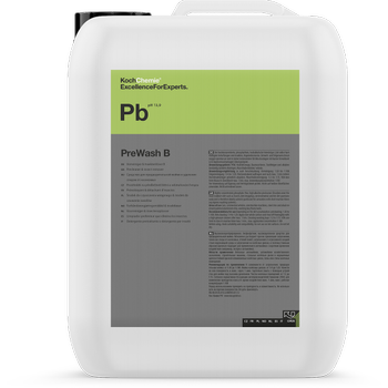 Koch Chemie PB Prewash B 11 KG. Precleaner & insect remover(Ön temizleyici böcek,kir vb.)