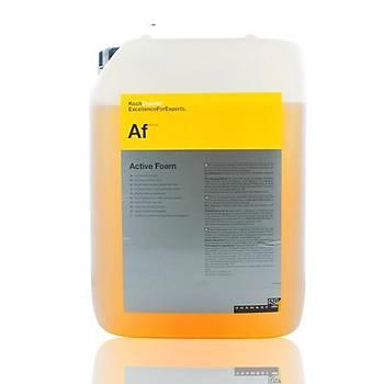 Koch Chemie AF Active Foam 10 KG. Aromatic intensive foam (Kokulu yoðun köpüklü þampuan)