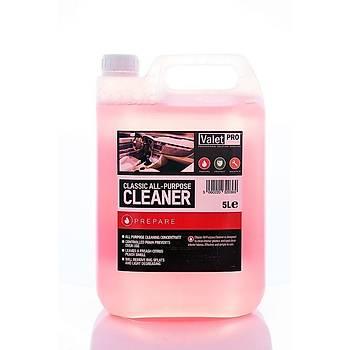 Valet Pro Genel Temizleyici Classic All Purpose Cleaner 5 lt.