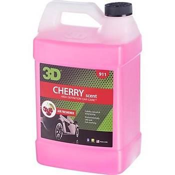 3D Cherry - Kirazlý Oto Parfümü 3.79 Lt.