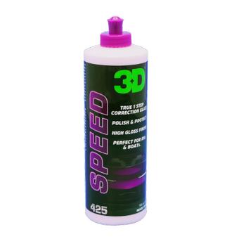 3D Hd Speed - All-In-One Polish & Wax 500ML
