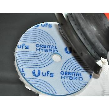 Ufs Orbital Hybrid Polisaj Keçesi Non-flexible 135mm