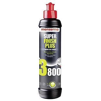 Menzerna Super Finish 3800 Hare Giderici 250ML