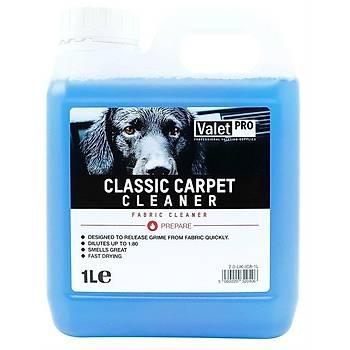 Valet Pro Halý Döþeme Temizleme Classic Carpet Cleaner 1 lt.