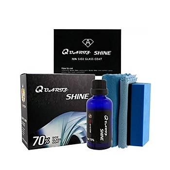 TAC SYSTEM Quartz Shine 30ml Seramik Kaplama Seti