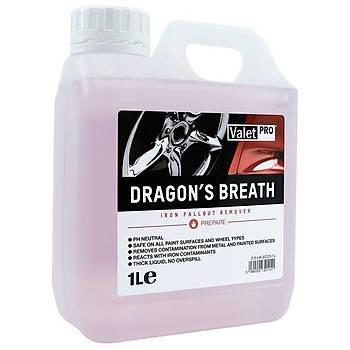 Valet Pro Dragons Breath - Demir Tozu Sökücü 1lt.