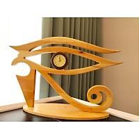 Horus'un Gözü Masa Saati