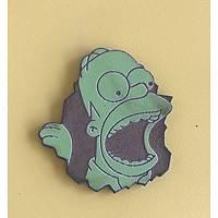 Simpson Ahþap Broþ