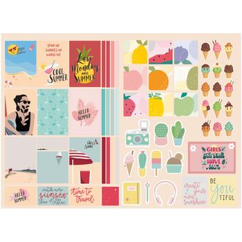 Summer Sticker Seti