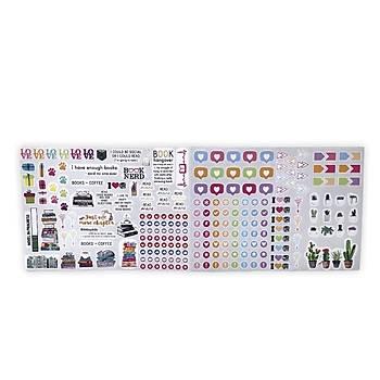 LaTua Kitap Ajandasý Sticker Seti
