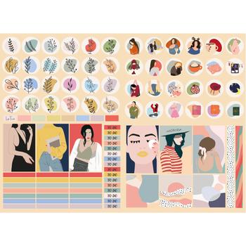 LaTua Sticker Seti