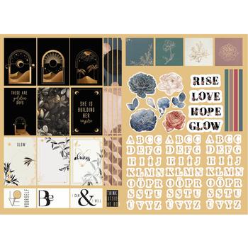 Golden Sticker Seti