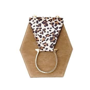 Fressia Leopard vs Beige
