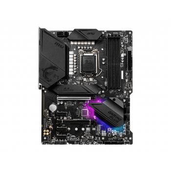 MSI MPG Z490 GAMING PLUS DDR4 4800MHz (OC) HDMI DP M.2 USB3.1 ATX 1200p