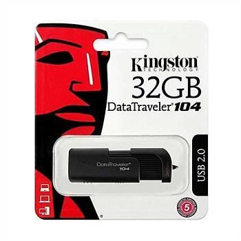 32GB USB2.0 DT104/32GB KINGSTON