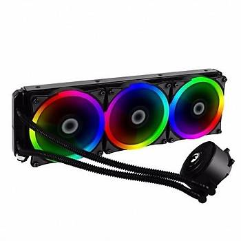 GAMEPOWER ICEBERG 360 RGB CPU SOGUTMA 360MM
