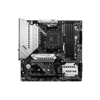 MSI MAG B550M MORTAR WIFI DDR4 4400(OC)Mh MATX AM4