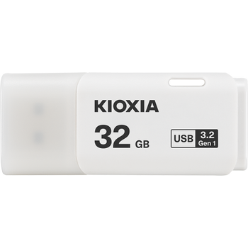 32GB USB3.2 GEN1 KIOXIA BEYAZ USB BELLEK LU301W032GG4
