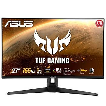 27 ASUS VG279Q1A 1MS 165HZ FHD IPS MONITOR