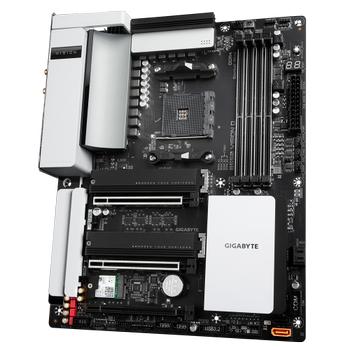 GIGABYTE B550 VISION D DDR4 5400(OC) HDMI AM4