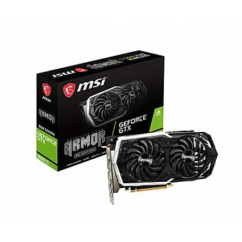MSI GTX 1660 Ti ARMOR 6G OC GDDR6 HDMI DP