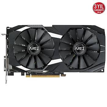 ASUS AREZ-DUAL-RX580-O8G 8GB GDDR5 DVI HDMI 256Bit