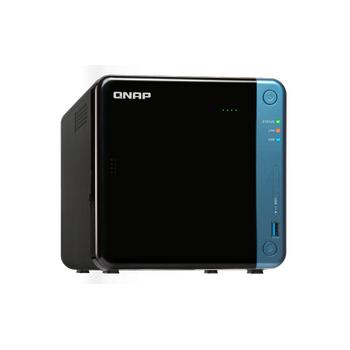 QNAP TS-453BE NAS DEPOLAMA ÜNÝTESÝ (4GB DDR3L)