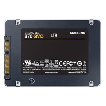4TB SAMSUNG 870 QVO MZ-77Q4T0BW SSD