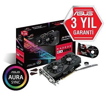 ASUS STRIX-RX560-O4G-GAMING DDR5 OC 128Bit DVI/HDMI/DP