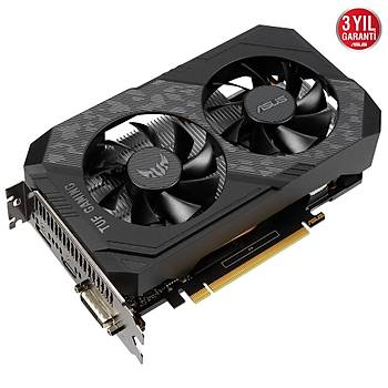 ASUS TUF-GTX1650-4GD6-P-GAMING 4GB GDDR6 128Bit