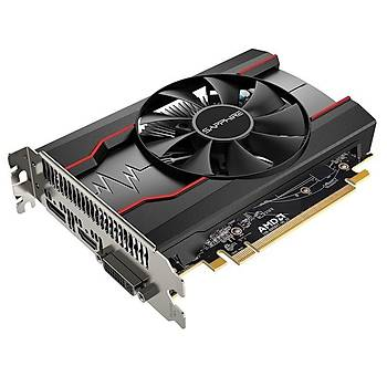 SAPPHIRE RX 550 4G PULSE OC DDR5 128B 11268-01-20G