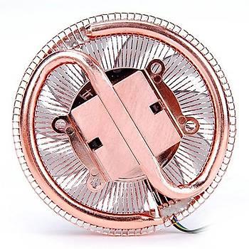 ZALMAN CNPS2X 80MM FANLI INTEL-AMD CPU SOÐUTUCU