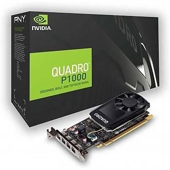 PNY QUADRO P1000 V2 5GB GDDR5 mDP 128Bit VCQP1000V2-PB