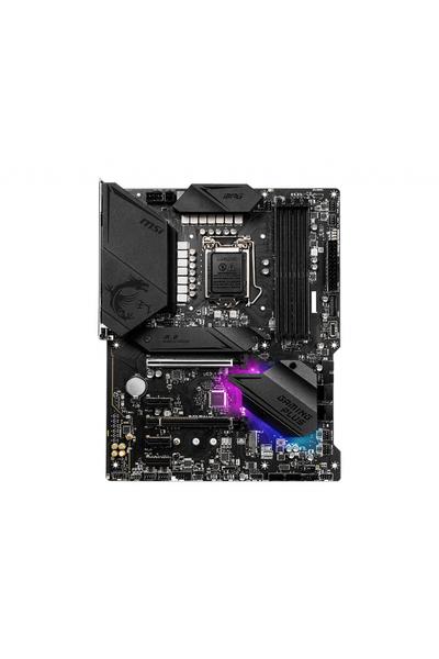 MSI MPG Z490 GAMING PLUS 4800(OC) ATX 1200p