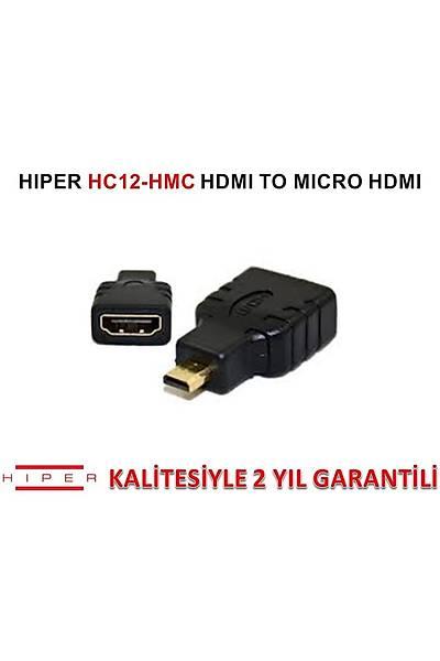 HIPER HC12-HMC HDMI/MICRO HDMI ÇEVÝRÝCÝ