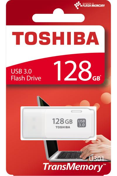 128GB USB3.0 HAYABUSA TOSHIBA THN-U301W1280E4