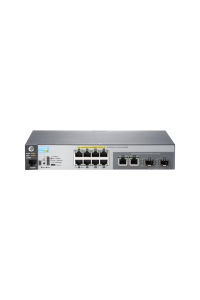 HP J9774A 2530-8G 8 PORT GIGABIT SWITCH+POE