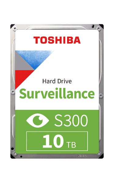10TB TOSHIBA 7200RPM S300 SATA3 256MB HDWT31AUZSVA