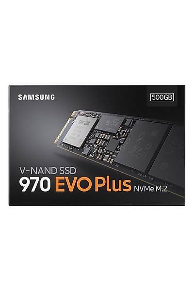 500GB SAMSUNG 970 EVO PLUS M.2 NVMe MZ-V7S500BW