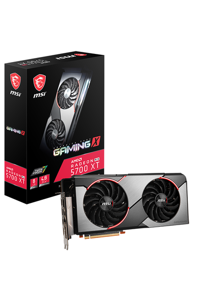 MSI VGA RADEON RX 5700 GAMING X 8GB GDDR6 256Bit DP