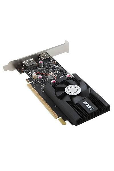 MSI GT 1030 2G LP OC 2GB DDR5 64Bit 1xHDMI/1xDP